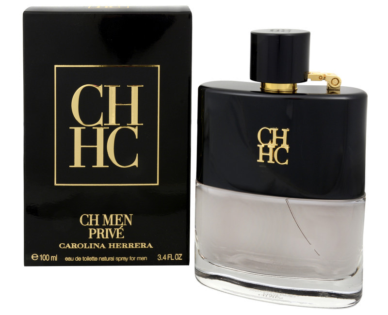 Carolina Herrera CH Men Prive туалетна вода 100 ml. (Кароліна Еррера Сі Ейч Мен Прайв)
