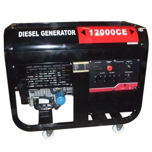 Дизельний генератор WEIMA WM12000CE-3 (12 кВт)