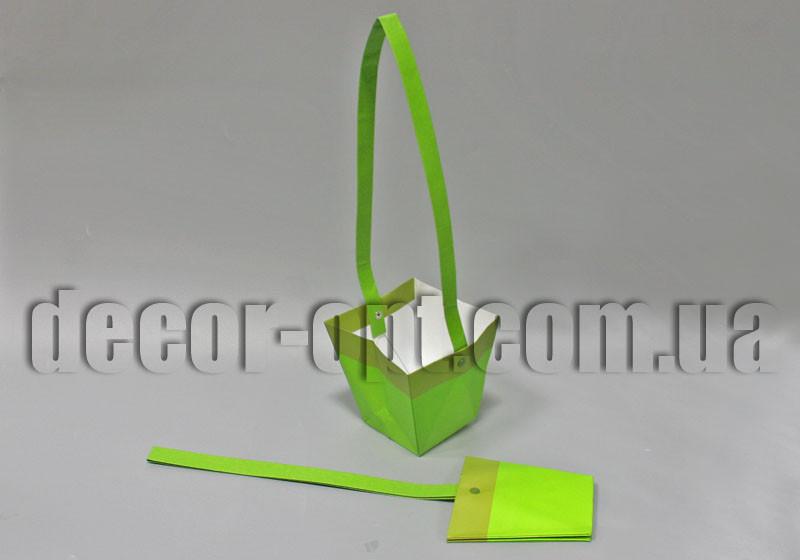 Сумка-упаковка из пропитанного картона