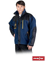 Куртка зимняя утепленная флисом мужская COLORADO
