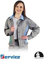 Куртка рабочая женская защитная LH-JACKVISER