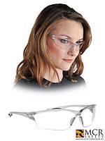 Очки защитные прозрачные оптом MCR-LAW T