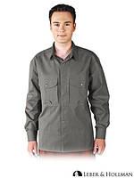 Рубашка мужская рабочая LH-SHIRTER_L S  (хлопок 100%)
