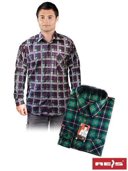 4c893c5b5a6 Рубашка мужская фланелевая KF- C3 (100% хлопок)  продажа