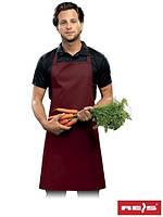 Фартук кухонный мужской FPB-KL B  72X86 (цвета в ассортименте)