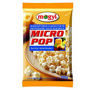 Mogyi Попкорн для микроволновой печи с сыром, 100 г