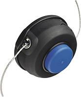 Бобина с леской (5) с синей кнопкой для триммера