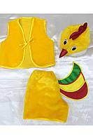 Карнавальный костюм петушок № 1 (циплёнок)