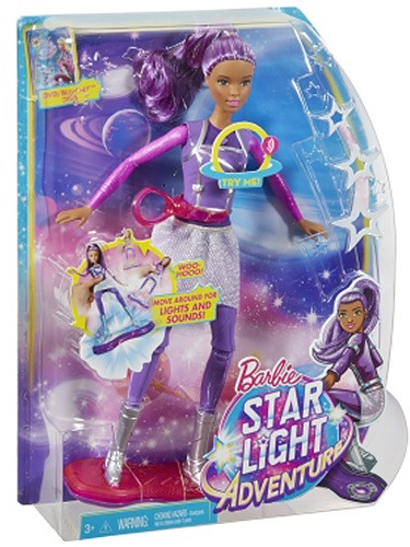 Кукла Барби звуковые и световые эффекты, Barbie Star Light Adventure