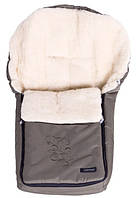 Детский зимний конверт с вышивкой №28 Womar, 7 хаки