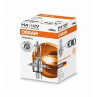 H4 автолампа OSRAM H4 12V 60/55W P43T / ORIGINAL LINE / доступное качество