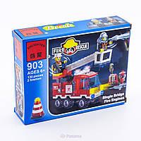 Лего Брик ( 903) Пожарная охрана (130 дет) 6+ (Enlighten)