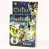 Игра Лего Конструктор CHIM (70002-4) Razar Чимо