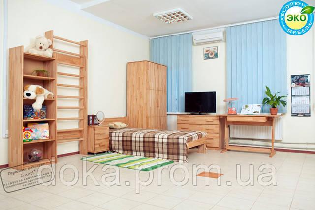 ЛИДЕР - новая серия деревянной мебели