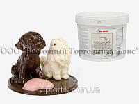 Шоколад для лепки - Pavoni - Коричневый 6 кг