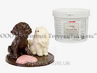 Шоколад для лепки - Pavoni - Коричневый 1 кг
