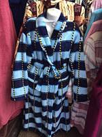 Халат махровый женский Банный Батал, фото 1