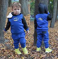 Теплый спортивный костюм Бетмен
