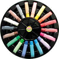 5462 Великий набір темперних фарб 18 кольорів(118.98)