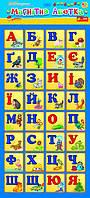 Ранок (Креатив) 4202 Магнитик Магнітна абетка (13133002У)