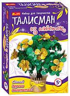 Талисман из пайеток (4741) Дерево богатства (15100055Р)