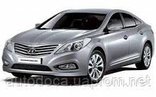 Защита картера двигателя и кпп Hyundai Grandeur 2005-
