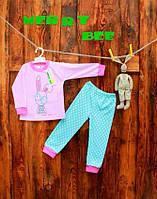 "Пижама для девочки ""Зайка"""