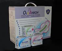 Кейс анионовых прокладок «О2&Анион» «Moon Heart» 24 упаковки