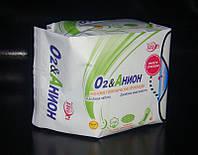 Ежедневные женские анионовые прокладки «О2&Анион» «Moon Heart» 20шт