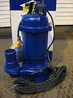 Насос фекальный WERK WQD12 (2000 Вт ) - грязная вода