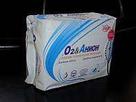 Ночные анионовые прокладки «О2&Анион» «Moon Heart» 8шт
