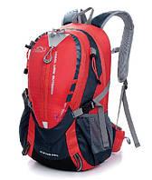 Велосипедный рюкзак Niking red
