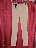 Узкие брюки из хлопка