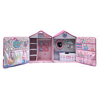 Домик спальня для куклы Annabell Zapf Baby Розовые сны с аксессуарами 794425