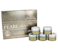 Кхади подарочный набор для лица Жемчуг, Khadi Pearl shine mini facial kit, 75 гр