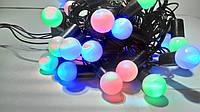 """Новогодняя гирлянда шарики 50 LED """"Christmas light"""""""
