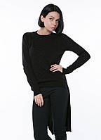 Длинный женский свитер