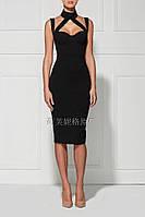 Элегантное бандажное платье Herve Leger, фото 1