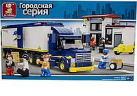 """Конструктор Sluban """"Городская серия"""" M38-B0318"""