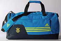 Сумка спортивная Adidas Ukraine FFU Team M сборной Украины по футболу M31410