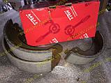Колодки тормозные задние Ваз 2108 2109 21099 2113 2114 2115 TRW Lucas, фото 6