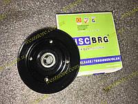 Ролик (шкив) натяжной ремня кондиционера Ланос Lanos HSC 96208428 \ 25188374, фото 1