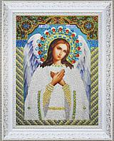 P- 282 Набор для вышивания бисером Икона Ангела Хранителя