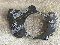 Прокладка корпуса дроссельной заслонки Ланос Lanos Shinkum 96353141\96352111, фото 1