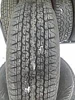 Всесезонные шины Б/У 265/65/18 Bridgestone Dueler 840 H/t  протектор 9мм