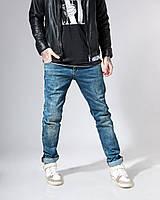 Джинсы Iteno с варкой 0311  мужская одежда стильные брюки джинсы шорты