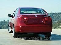 Усилитель бампера переднего-заднего  пластик Hyundai ACCENT 2006-2010 , фото 1