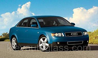 Лобовое стекло на Audi A4 2001-08 г.в.