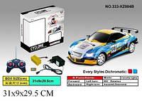 Радиоуправляемая легковая машинка Циклон 333-xz004b на аккумуляторах