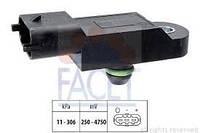 Датчик давления наддува на Рено Трафик 06-> 2.0dCi + 2.5dCi (146 л. с. ) — EPS (Италия) - 1993121